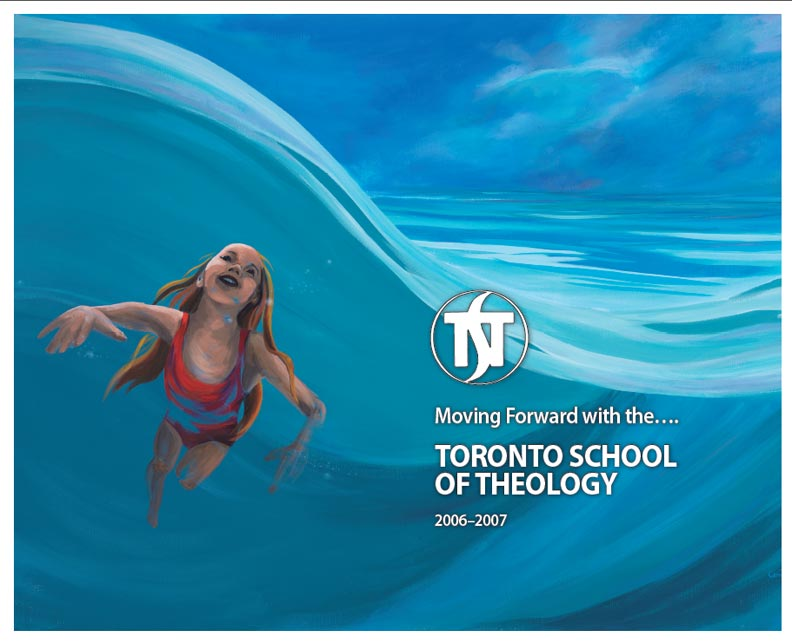 TST Toronto School of Theology Annual Report Cover